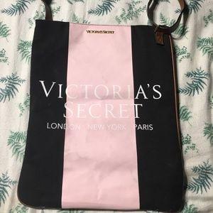 Victoria's Secret London New York Paris Tote Bag